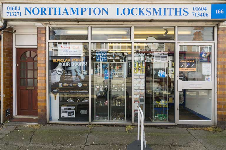 Northampton Locksmiths Shop