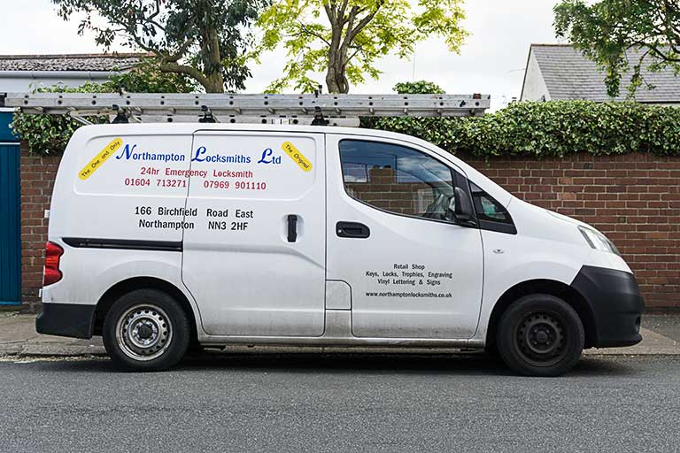Emergency Locksmith Service in Northampton