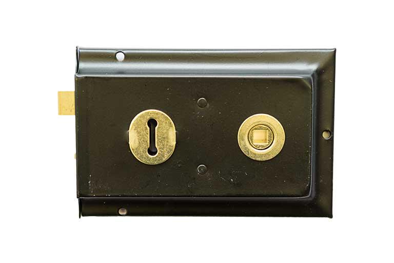 Rim Mortice Lock