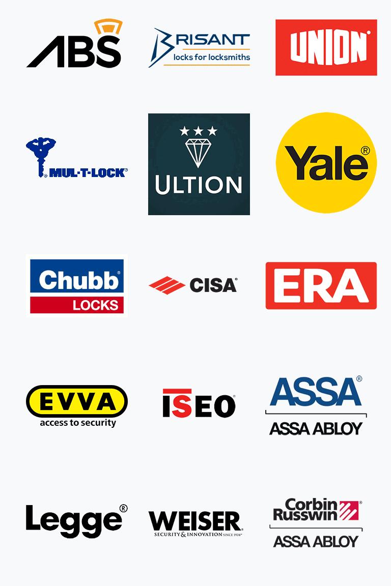 Keys logos