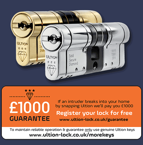Northampton Locksmiths - Ultion Locks Image
